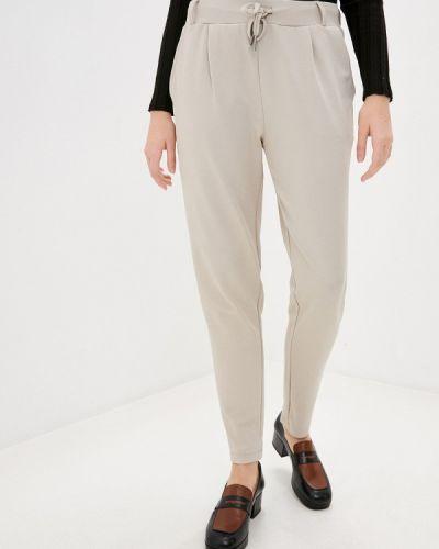 Повседневные бежевые брюки Sublevel