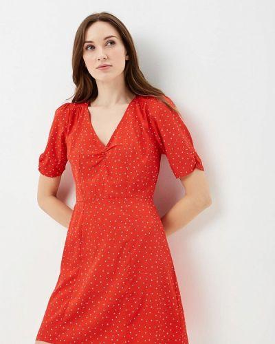 Красное платье Jennyfer