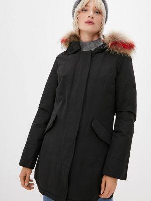 Пуховик - черный Canadian