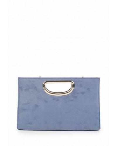 Голубая сумка через плечо Dorothy Perkins