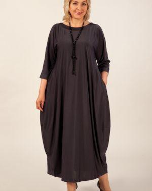 Летнее платье в стиле бохо на резинке милада