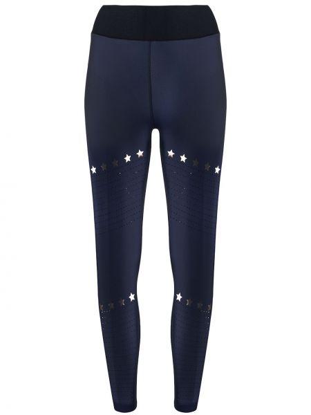 Синие нейлоновые спортивные брюки эластичные Ultracor