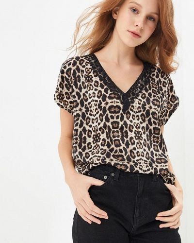 Блузка с коротким рукавом осенняя Jacqueline De Yong