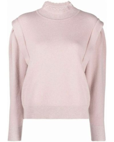 Sweter - beżowy Isabel Marant Etoile