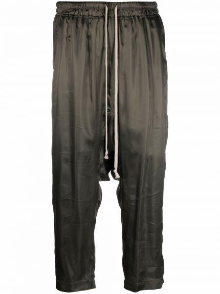Spodnie - zielone Rick Owens
