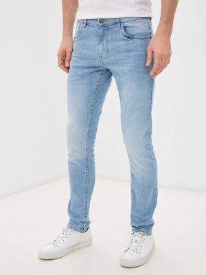 Голубые зимние джинсы Ovs