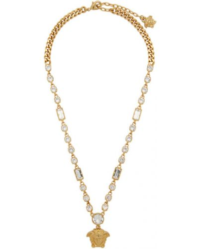 Wisiorka ze złota złoto Versace