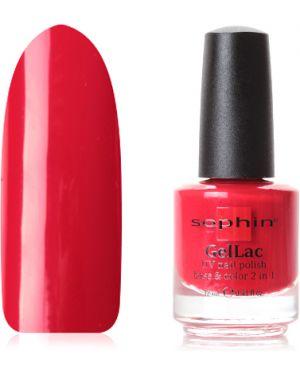 Красная лампа прозрачная Sophin