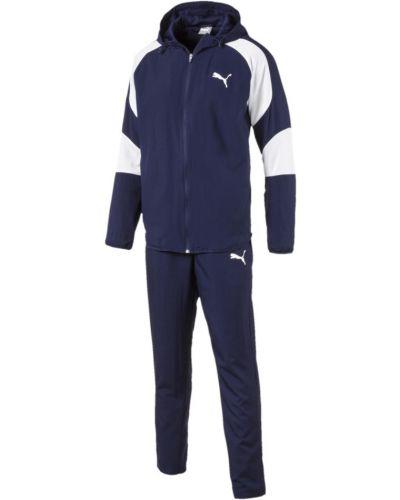 Спортивный костюм с капюшоном повседневный Puma