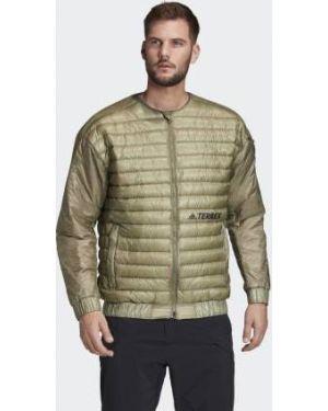 Утепленная куртка легкая Adidas