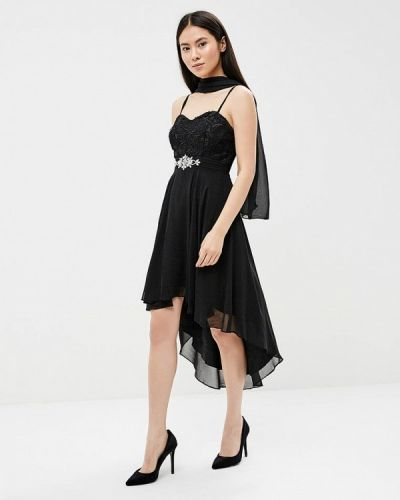 Вечернее платье - черное Omonsim