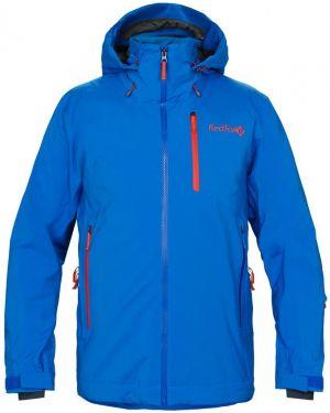 Куртка с капюшоном - голубая Red Fox