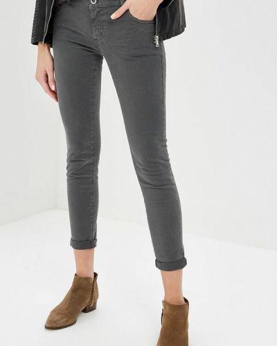 Зауженные джинсы - серые Hellen Barrett