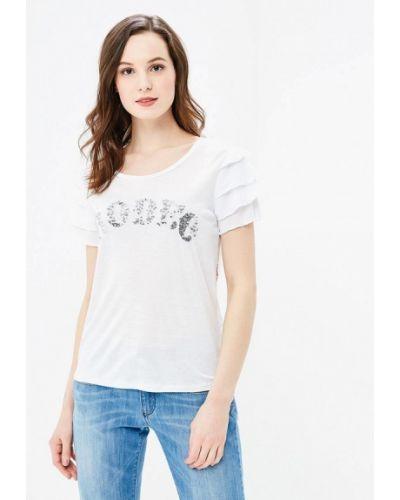 Белая футболка Phard