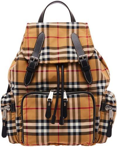Рюкзак текстильный на молнии Burberry