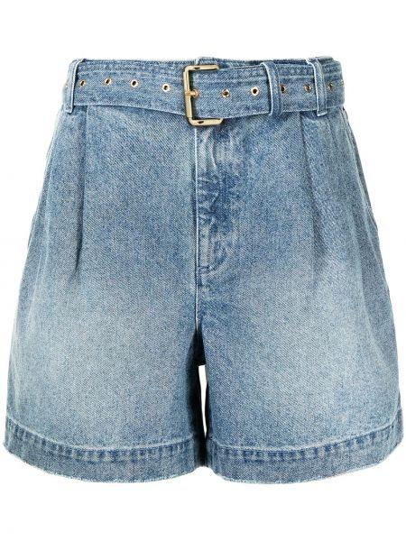 Джинсовые шорты - синие Michael Kors