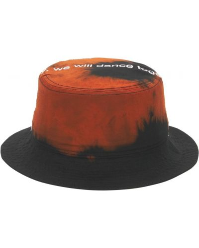 Czarny kapelusz Famt - Fuck Art Make Tees