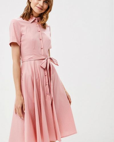 Розовое платье Pepen