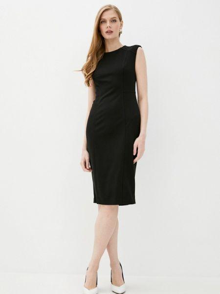 Повседневное платье черное весеннее Dkny