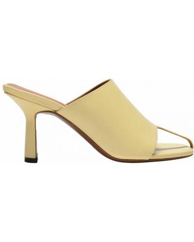 Beżowe sandały Neous