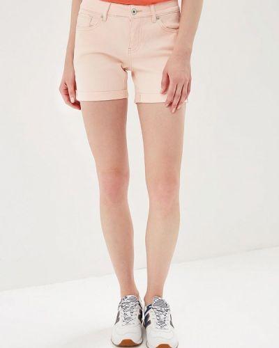 Розовые джинсовые шорты Blendshe