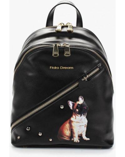 Черный рюкзак Fiato Dream