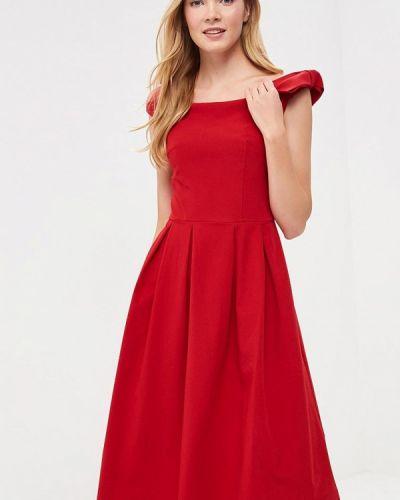 Красное платье Trendyangel