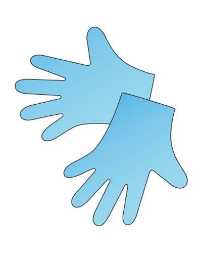 Перчатки Irisk