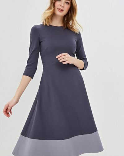Платье - серое Olga Skazkina