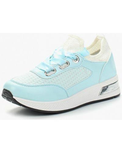 Голубые кроссовки Saivvila