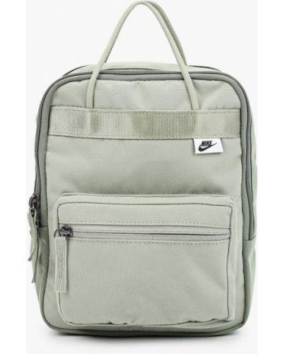 Текстильный рюкзак хаки Nike