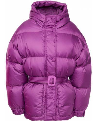 Стеганая куртка - фиолетовая Ienki Ienki