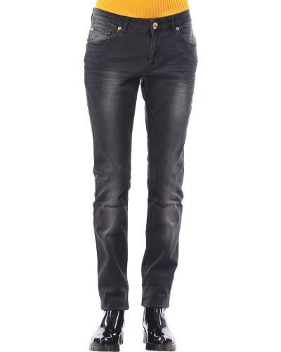 Серые джинсы Love Moschino