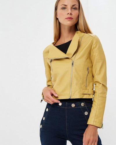 Желтая куртка Z-design