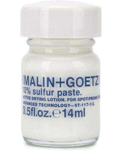 Белая зубная паста Malin+goetz