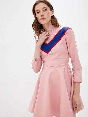 Хлопковое платье - розовое Fresh Cotton