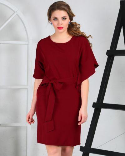 Платье с поясом кимоно на молнии Ellcora