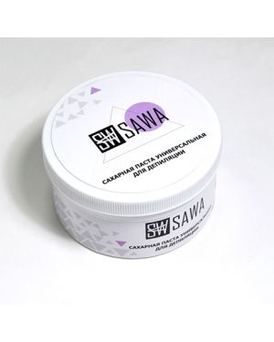 Зубная паста сахарный Sawa