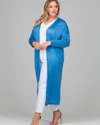Синий кардиган Intikoma