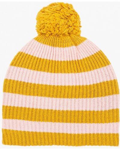 Желтая шапка Gap