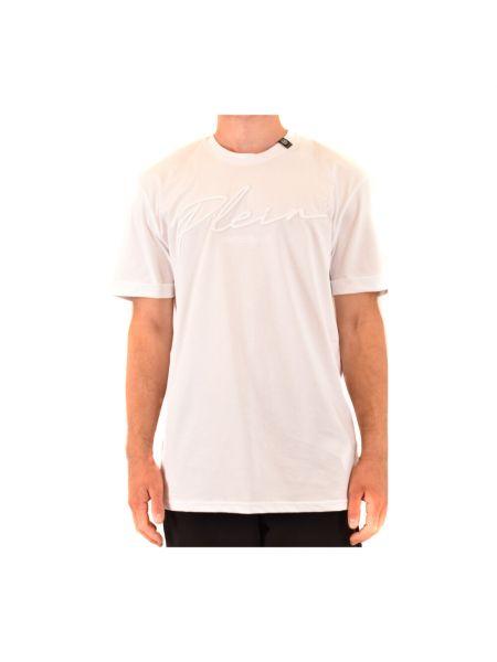 Biała t-shirt Philipp Plein
