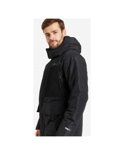 Куртка с капюшоном - черная Merrell