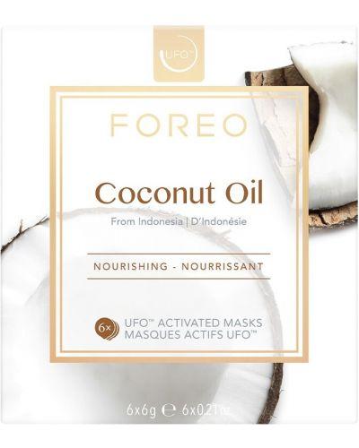 Skórzany olej do masażu przezroczysty na uroczystość Foreo