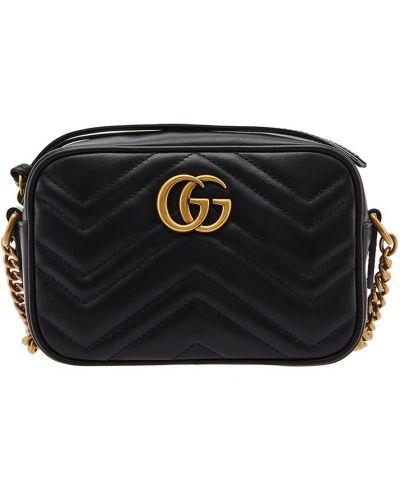 Сумка на цепочке маленькая мешок большая Gucci