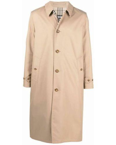 Płaszcz vintage - beżowy Burberry