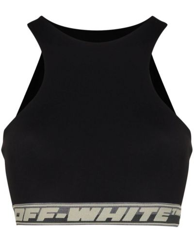 Biustonosz - biały Off-white