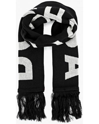 Черный шарф Dc Shoes