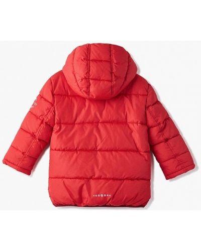 Куртка теплая красная Tom Tailor