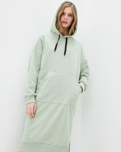 Зеленое платье Winzor