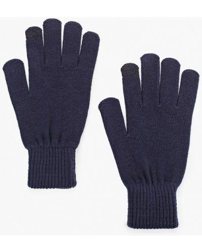 Перчатки текстильные синий Jack & Jones